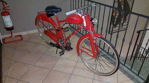 Garelli Mosquito modello 38-A  38 cc 1950