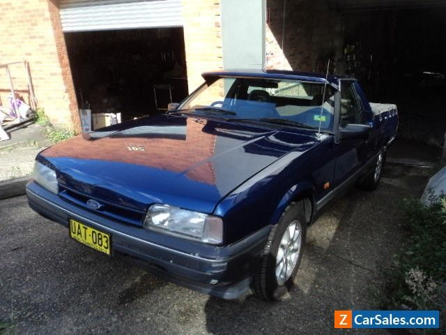 Car For Sale Falcon Xg 1995 Ute Auto 6 Cyl Jan 2018 Rego Must Sell
