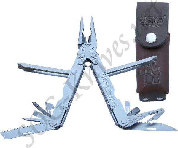 Sog Powerlock Eod Multitool S63 Seat Belt Cutter