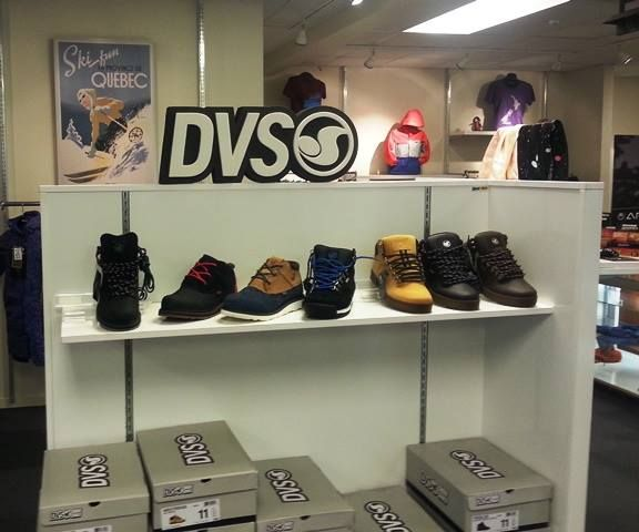 We love these #DVSNZ snow shoes, they're perfect for keeping your feet dry in the spring snow!