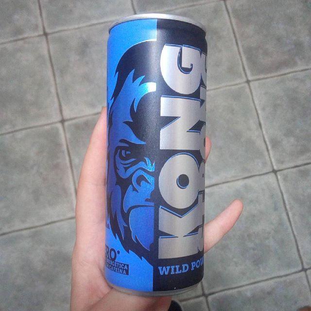 Kong Strong Sugar Free