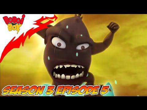 BoBoiBoy TERBARU Season 3 Episode 5: Probe Dalam Ingatan FULL