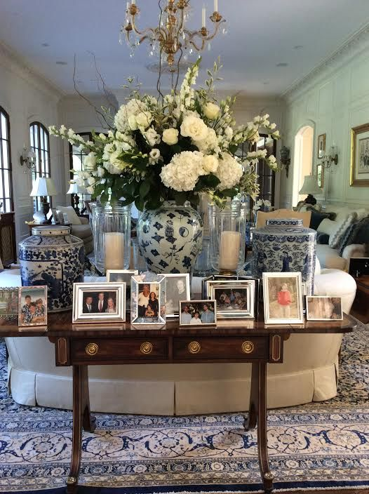 1000 ideas about sofa tables on pinterest coffee table for Elegant traditional living rooms