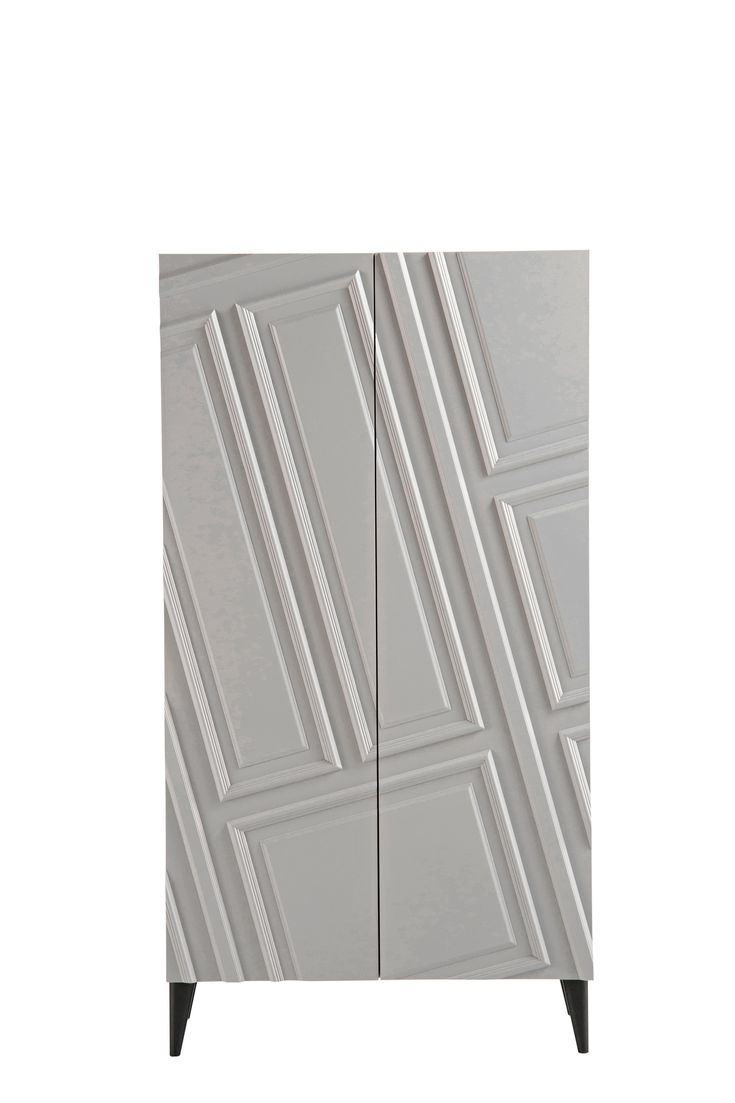 Astragale | wardrobe By roche bobois, lacquered mdf wardrobe design Bina Baitel, astragale Collection