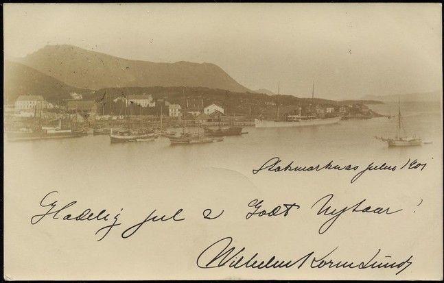 Stokmarknes 1901