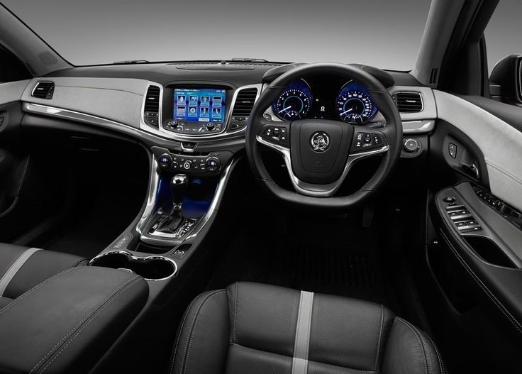 Holden WN Caprice V Interior