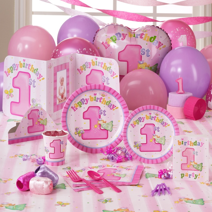 8 best party themes for 1st birthday images on pinterest for 1st birthday party decoration packs