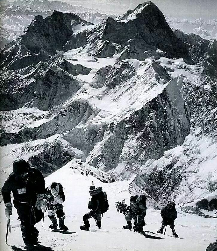 best mount everest images climbing  everest 1996