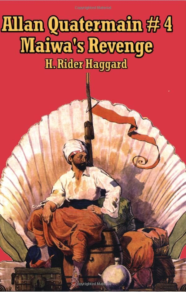 Amazon.com: Allan Quartermain 4: Maiwa's Revenge, or The War of the Little Hand (9781934451885): H. Rider Haggard: Books: