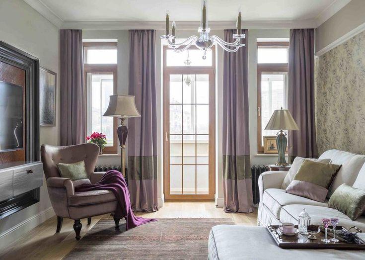 Klasszikus stílusú lakberendezés lágy kellemes színekkel 60m2-en - egy fiatal pár kétszobás lakása szép részletekkel