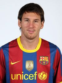 Messi is the best player around. But is he better than the new players ? - Naymar, Iniesta, Xavi, Ba .....