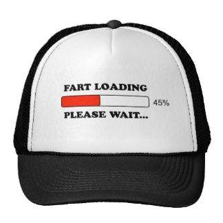 Fart loading mesh hats