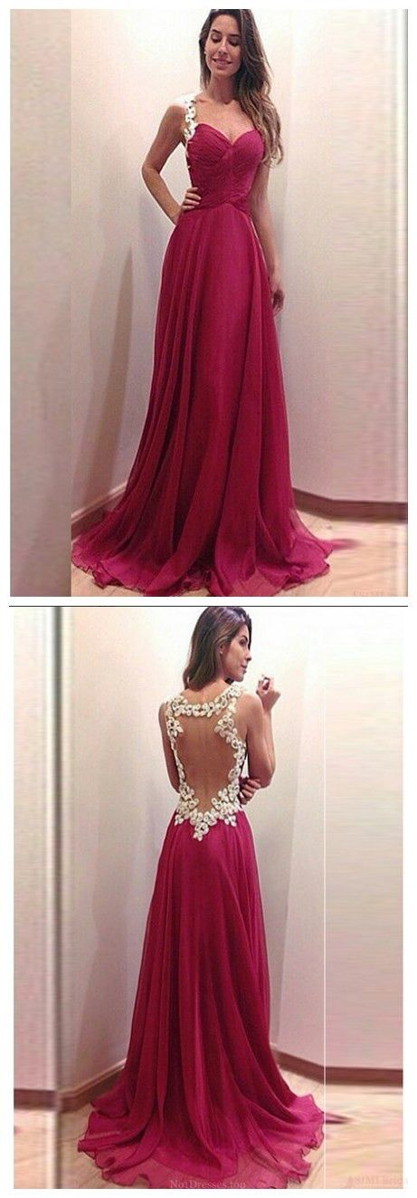 Brand New Fantastic Sweetheart Applique Mermaid Prom Party Dresses(ED0589