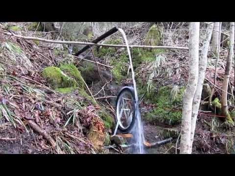 Homemade Water Turbine