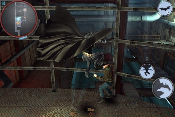 Gameloft's 'The Dark Knight Rises' Mobile Game Is Like A Pocket-Sized 'Arkham City' - ComicsAlliance | Comic book culture, news, humor, commentary, and reviews