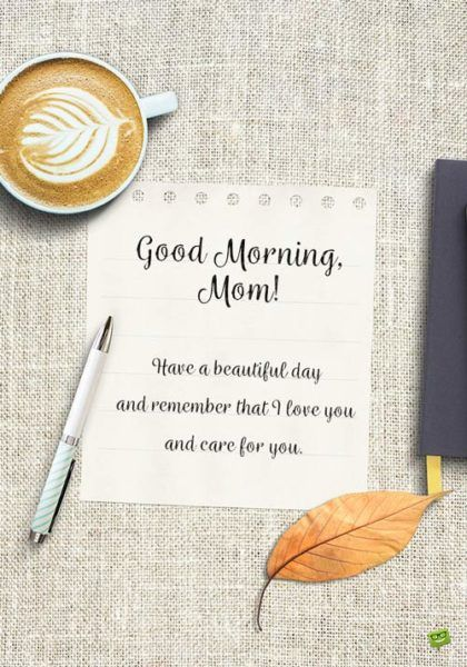 Good Morning Messages For Mom Sukha Good Morning Good Morning