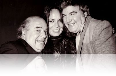 Sorrell Booke, Catherine Bach and James Best