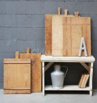 Oude houten broodplanken | Old BASICS | webshop voor unieke oude meubels en op maat gemaakte meubels van hout en ijzer| Brocante - Industrieel - Vintage - Stoer landelijk _ oud hout_houten broodplank     www.old-basics.nl