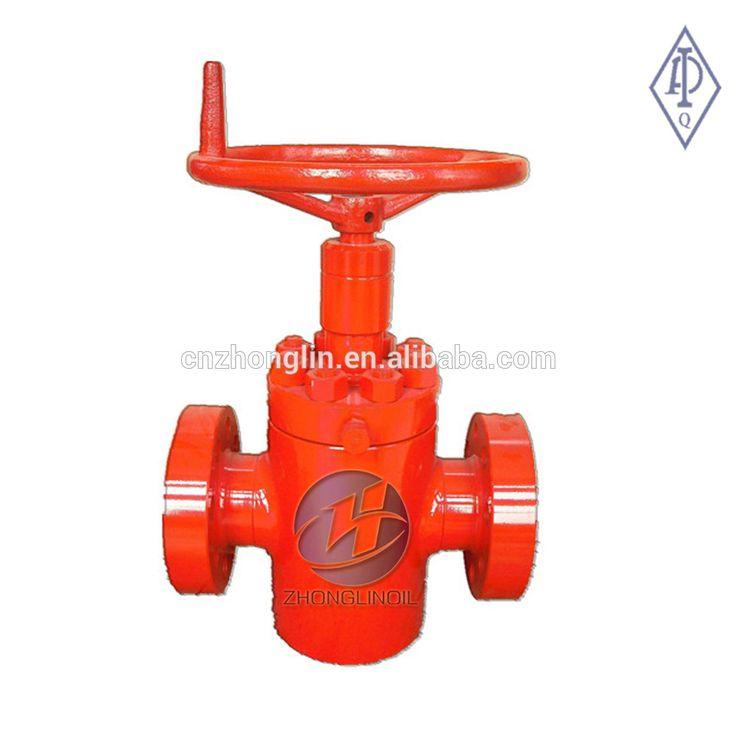 Direct manufacturers supply oil equipment, Manual Cameron FC Gate Valve, FC gate valves