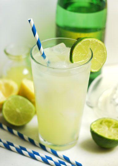 Sugar-Free Gingerade! An easy and delicious alternative to soda.