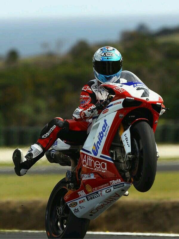 Phillip Island - home of the Motocycle Grand Prix!