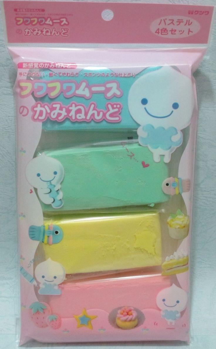 13 best Kutsuwa Fuwa Fuwa DIY Clay Kits & Supplies images on ...