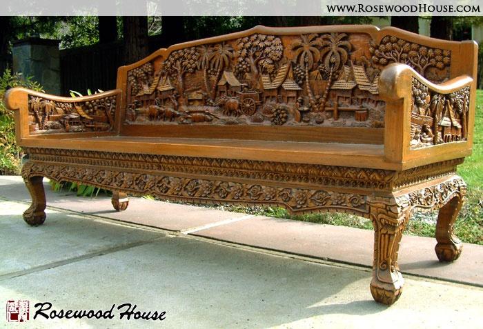 141 best thai furniture decor home images on pinterest for Thai furniture
