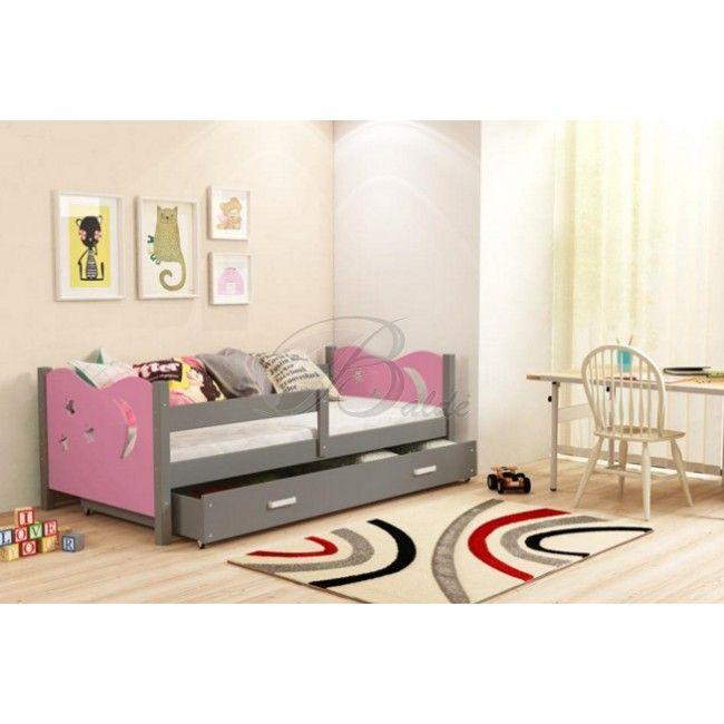 Kompaktiška, Spalvinga, Naujo Dizaino Lovytė Suteiks žaismingumo Jūsų Vaiko  Kambariui
