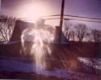 real angels on camera | Angel Picture: Real Angel Picture Or Lens Flare