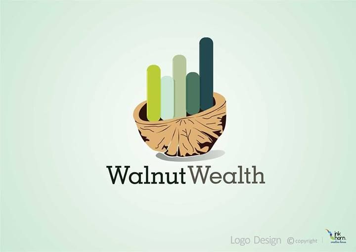 Logo Design, Walnut Wealth
