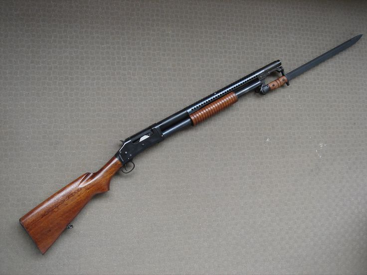 Winchester Model 1897 dove gun……you never know when a wounded dove might turn on you…