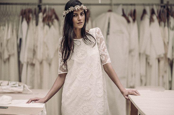 30 Best Robe De Mariée Courte / Mariage Civil Images On