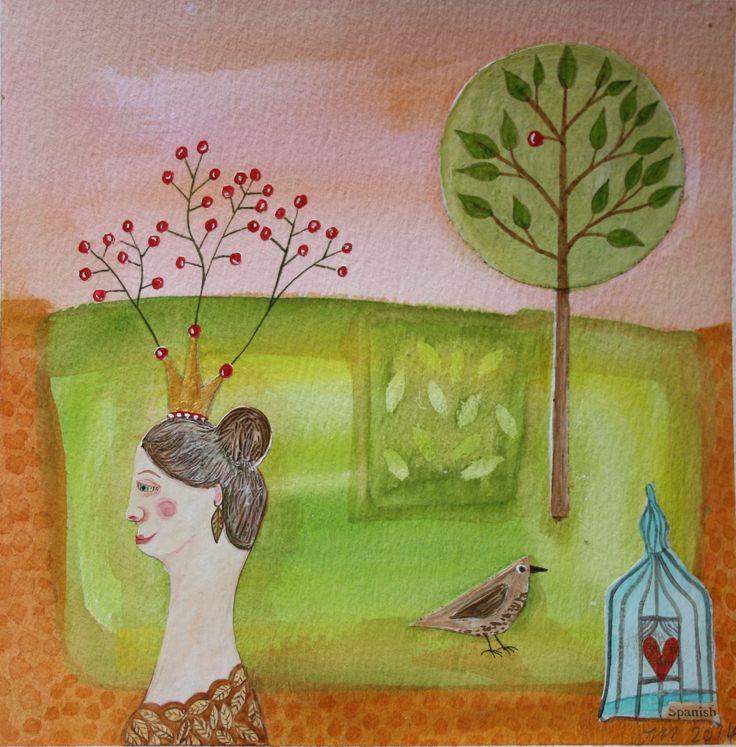 Ginny Rose: The Strawberry Tree