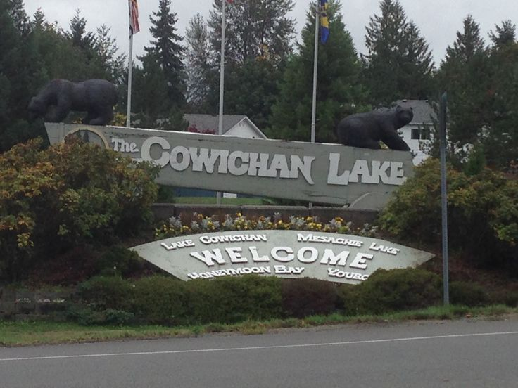 The Cowichan Lake,BC