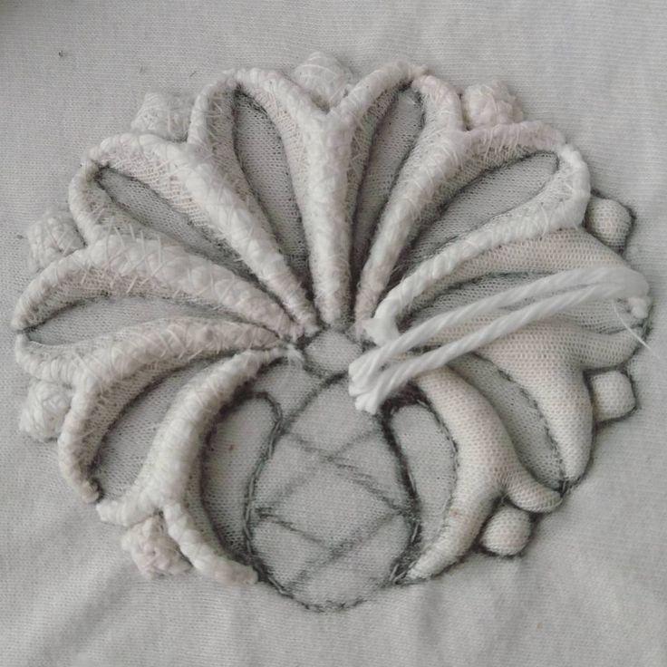 Cornflower  #submarina707 #goldworkembroidery #goldwork #embroideryart #handembroidery #embroidery #3d #3dembroidery #flowers #cornflower #couture #stuffing #вышивка #вышивказолотом #василек #ручнаяработа #золотоешитье