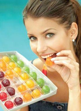 Já ouviram falar em goma da beleza? São gomas de gelatina especialmente manipuladas com princípios que inibem o apetite, possuem colágeno, antioxidantes, aminoácidos essenciais