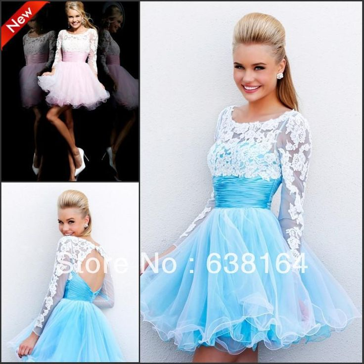 17 Best ideas about Teen Homecoming Dresses on Pinterest | Pretty ...