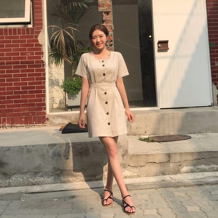 ♡スクエアネックウエストリボンワンピース♡ #レディースファッション #ファッション通販 #ファッショントレンド #新作 #最新 #モテ服 #韓国ファッション #韓国レディース通販 #ootd #wiw  #fashionaddict #womensfashion #fashion  https://goo.gl/Dw7njj