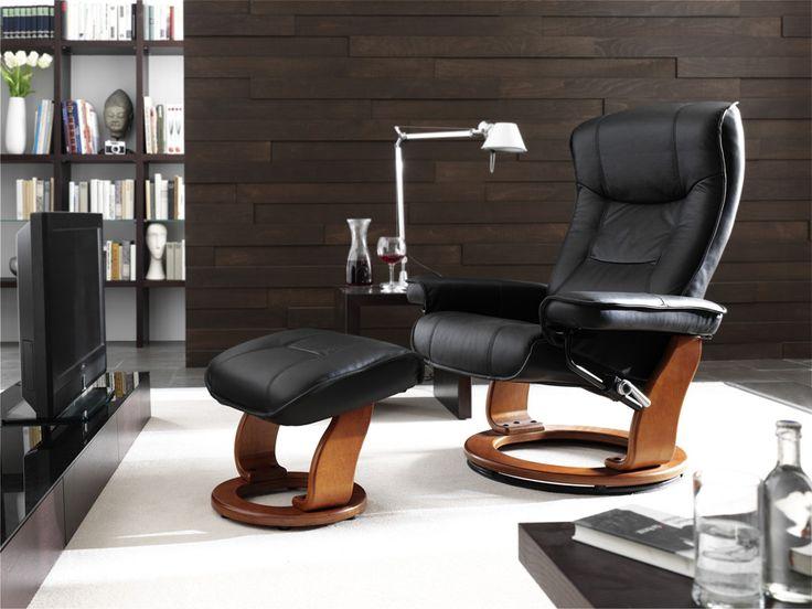 Relax-SesselHaddington mit Hocker Absolut hochwertig verarbeiteter bequemer Wohnsessel in ansprechendem Design. Ein zeitloses Möbelstück zum Entspannen mit raffinierten Details für einen...