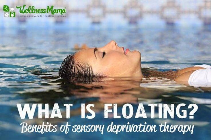Floating benefits of sensory deprivation therapy What is Floating? Sensory Deprivation Benefits