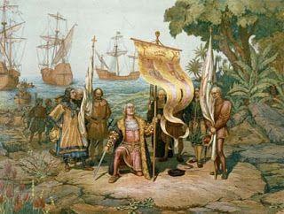 Halcones en la Historia: 12 de Octubre de 1492. CRISTÓBAL COLÓN DESCUBRE AMÉRICA
