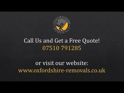 Oxford to Exeter Removals