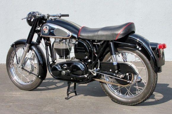 1959 Norton ES2 Motorcycle For Sale