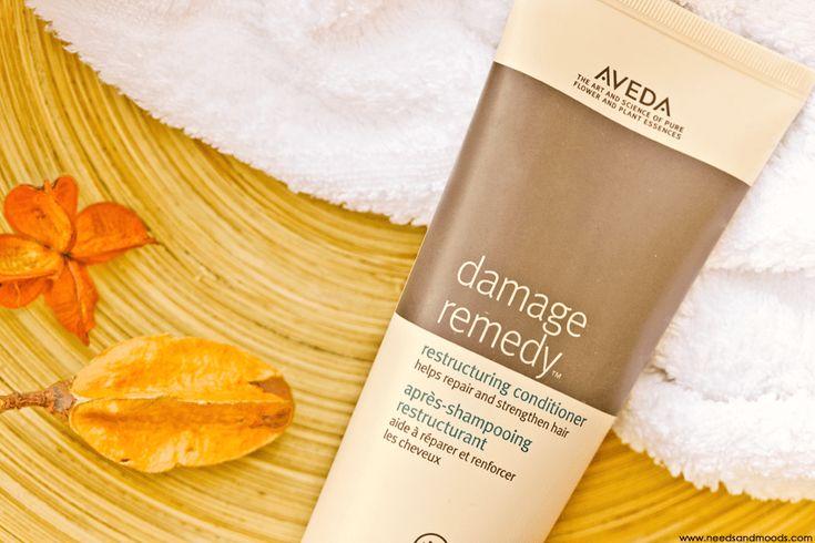 Aveda Damage Remedy Restructuring conditioner / Après-shampooing restructurant. Aveda Pure Abundance Volumizing Shampoo / Shampooing volumateur.  Retrouvez ma revue sur mon blog beauté, Needs and Moods. http://www.needsandmoods.com/aveda-avis/  @aveda #Aveda #DamageRemedy #PureAbundance #Beauté #BlogBeaute #BlogBeauté #BeautyBlog #BeautyBlogger #BBlog #BBlogger #FrenchBlogger #cosmetics #hair #shampoo #conditioner