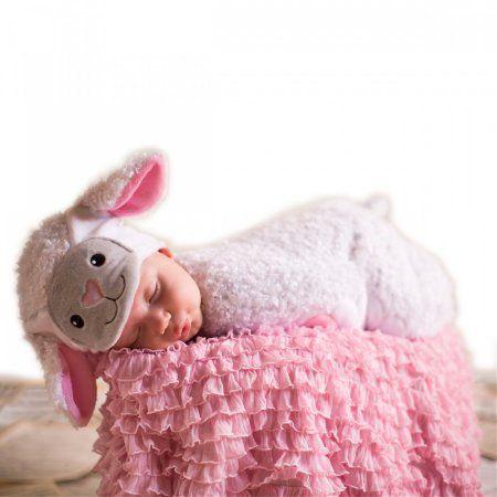 Rylan the Lamb Baby Infant Costume - Newborn Small