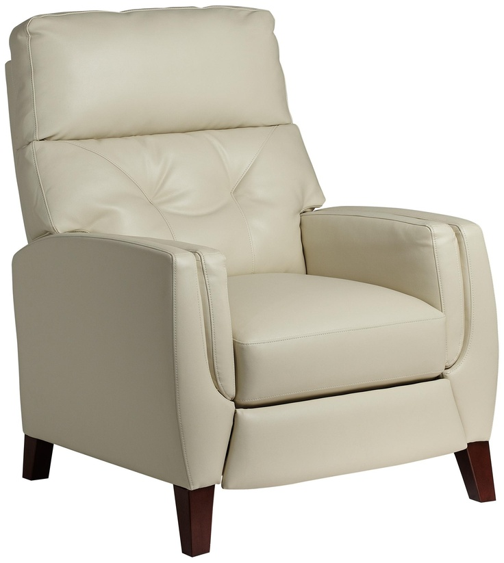 Bayview Ivory Bonded Leather 3-Way Recliner Chair -  sc 1 st  Pinterest & 31 best Chairs images on Pinterest | Recliners Ottomans and ... islam-shia.org