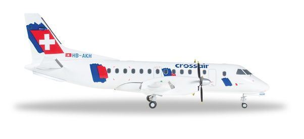 Saab 340 (Crossair) HB-AKH  557870