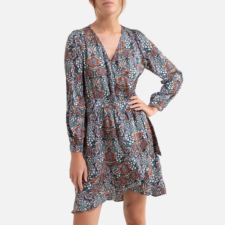 suncoo langaermelige kleider langaermliges kleid bedruckte kleider