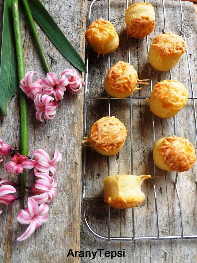 AranyTepsi: A legegyszerűbb túrós-sajtos pogácsa - se élesztő, se sütőpor nem kell hozzá