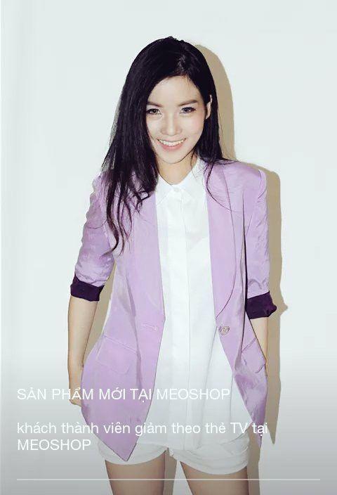 Violet vest 60$
